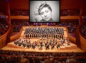 Voices of Light: Silent Film with National Philharmonic Orchestra and Chorale @ Music Center at Strathmore
