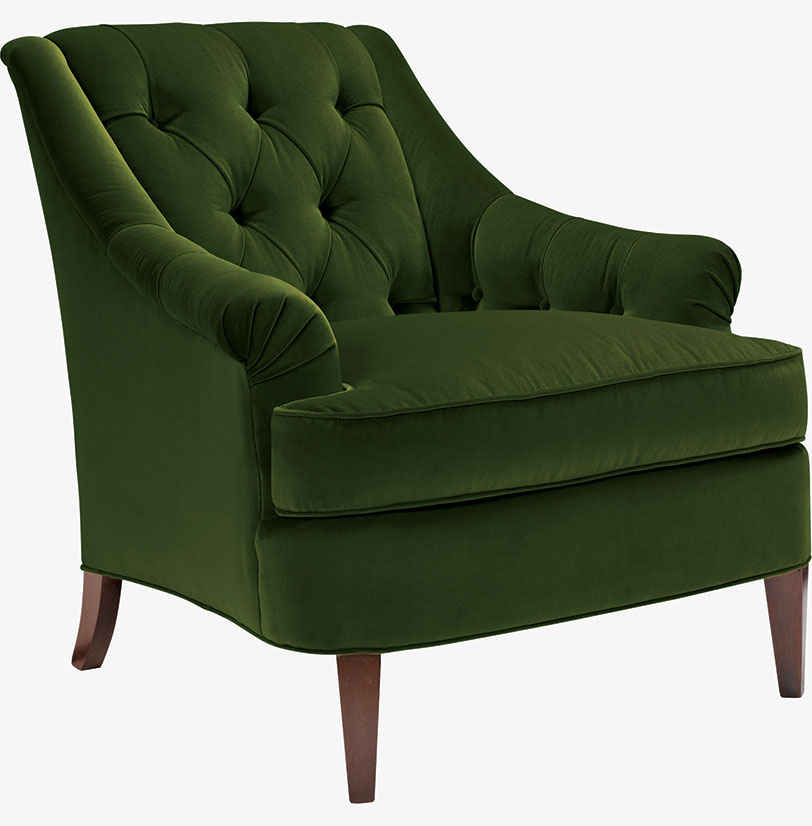 109_24-dark-greenHickoryChair