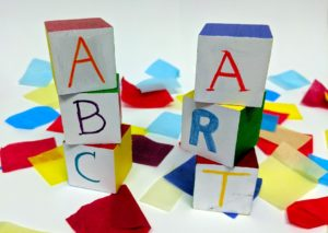ABC's of Art: Storytime and Art-Making for Toddlers @ CREATE Arts Center |  |  |