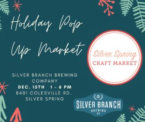 Holiday Market at Silver Branch Brewing @ Silver Branch Brewing Co |  |  |