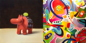 January Exhibits at Touchstone Gallery @ Touchstone Gallery |  |  |