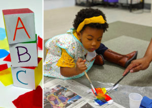 ABC's of Art Session II @ CREATE Arts Center