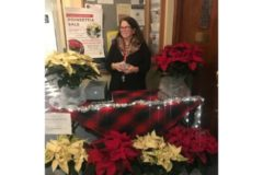 Sales of flowers to raise money for St. Bartholomew Catholic School