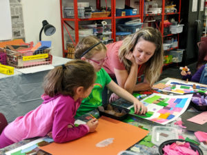 Summer Art Camp @ CREATE Arts Center | | |