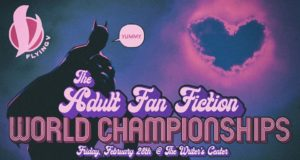 Adult Fan Fiction World Championships! @ The Writer's Center |  |  |