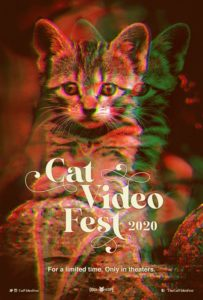 CatVideoFest 2020 @ AFI Silver Theatre & Cultural Center