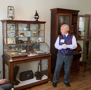 The Doctor is In! March Office Hours with Dr. Stonestreet @ Stonestreet Museum of 19th Century Medicine