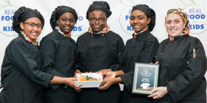 Real Food for Kids 2020 Culinary Challenge @ Hayfield Seconday School |  |  |
