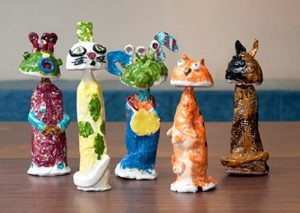 Kids Pottery: Clay Creations @ CREATE Arts Center |  |  |