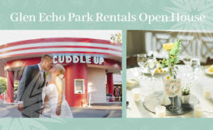 Glen Echo Park Rentals Open House @ Spanish Ballroom & Bumper Car Pavilion Glen Echo Park | | |