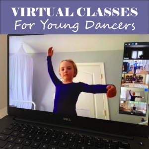 Virtual Early Dance Classes @ Maryland Youth Ballet | | |