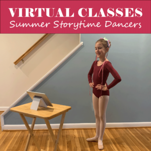 Virtual Summer Storytime Dancers @ Maryland Youth Ballet | | |
