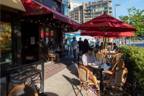 Restaurants Open On Christmas Day On Wisconsin Ave Washington Dc 2020 Bethesda area restaurants open with outdoor seating