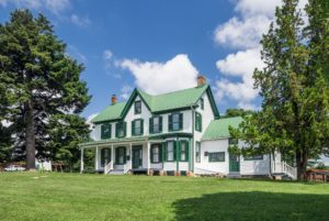"History Conversations: ""Walls CAN Talk--The 300 Year Evolution of a Montgomery County Farmhouse"" @ Online via Zoom 