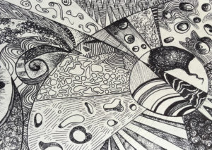 Mindful Doodling for Adults @ Online/Virtual | | |