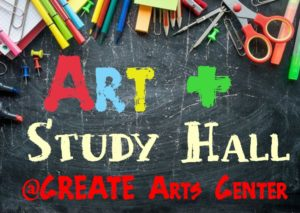 Art & Study Hall @ CREATE Arts Center @ CREATE Arts Center |  |  |