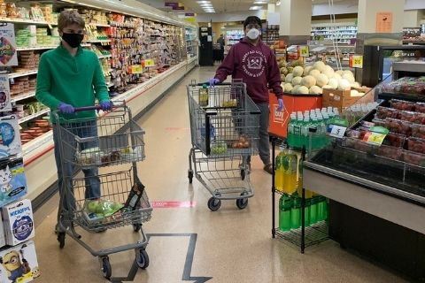 High schoolers' charities for COVID-19 relief expand as need increases