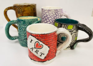 *Onsite* Family Pottery Mini Session I @ CREATE Arts Center |  |  |