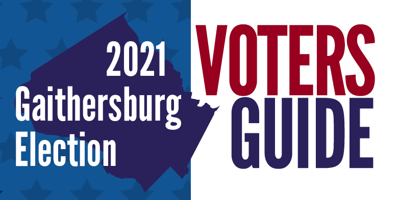 2021 Gaithersburg election voters guide