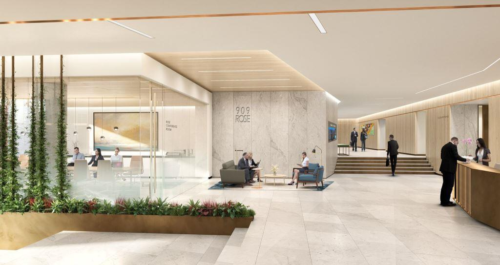 Yorkshire Terrace: Introducing 909 Rose, Pike & Rose's Next Office Building