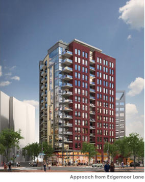 Renderings For Story Commerce Lane Apartment Bethesda Beat - North bethesda market apartments