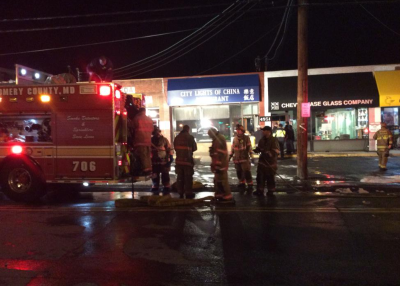 Electrical Fire Causes $400,000 - 916.1KB