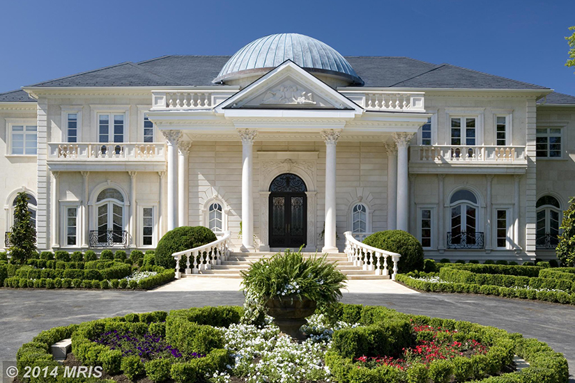 14 million potomac mansion makes most expensive homes for Dc home for sale