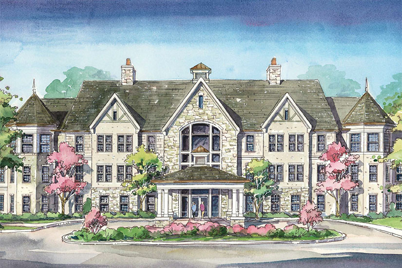 Assisted Living Company Plans Potomac Residences