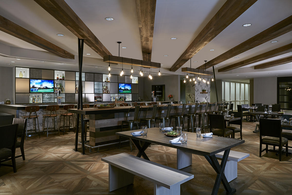 Cooper s mill opens at bethesda marriott bethesda beat for Coopers mill