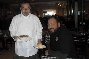 Jose Blanco (left) and Carlos Arana took over Louisiana Kitchen from mentor Peter Finkhauser, who died in 2008