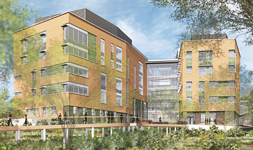 Universities At Shady Grove Details Programming For Planned Biomedical Sciences Building