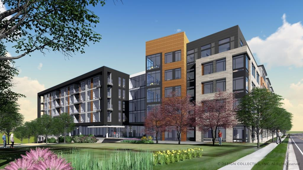 Marvelous County Planners Get Proposal For North Bethesda Town Center Apartments    Bethesda Beat   Bethesda, MD