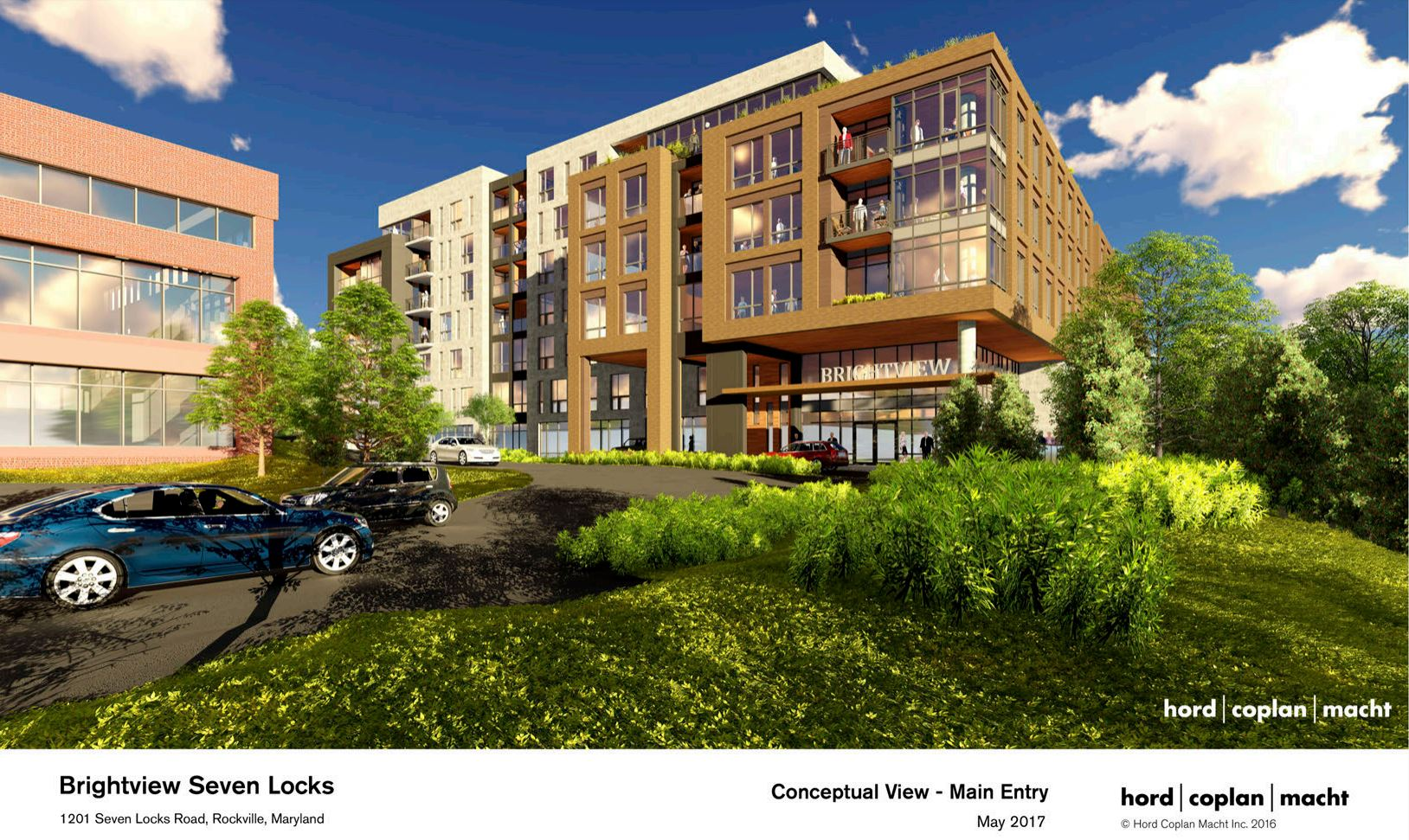 New Senior Housing Facility Could Be Coming To Rockville