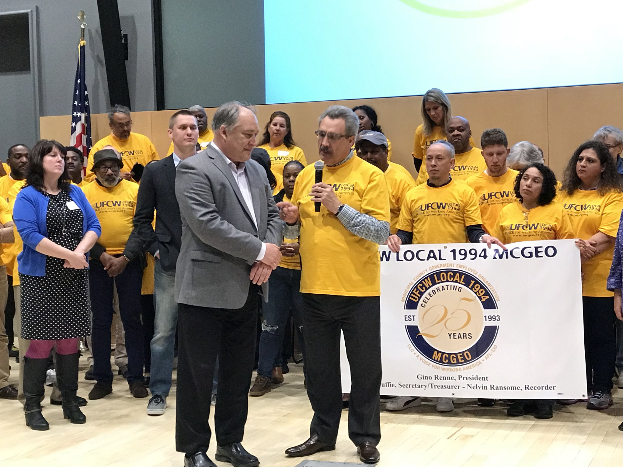 County Government Employee Union Endorses Elrich for ...