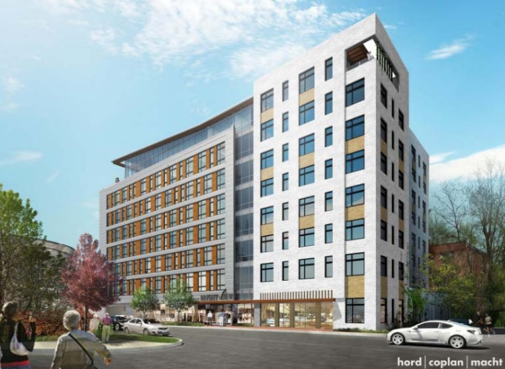 Bethesda Assisted Living Project On Track For Final Planning Approval Bethesda Beat Bethesda Md