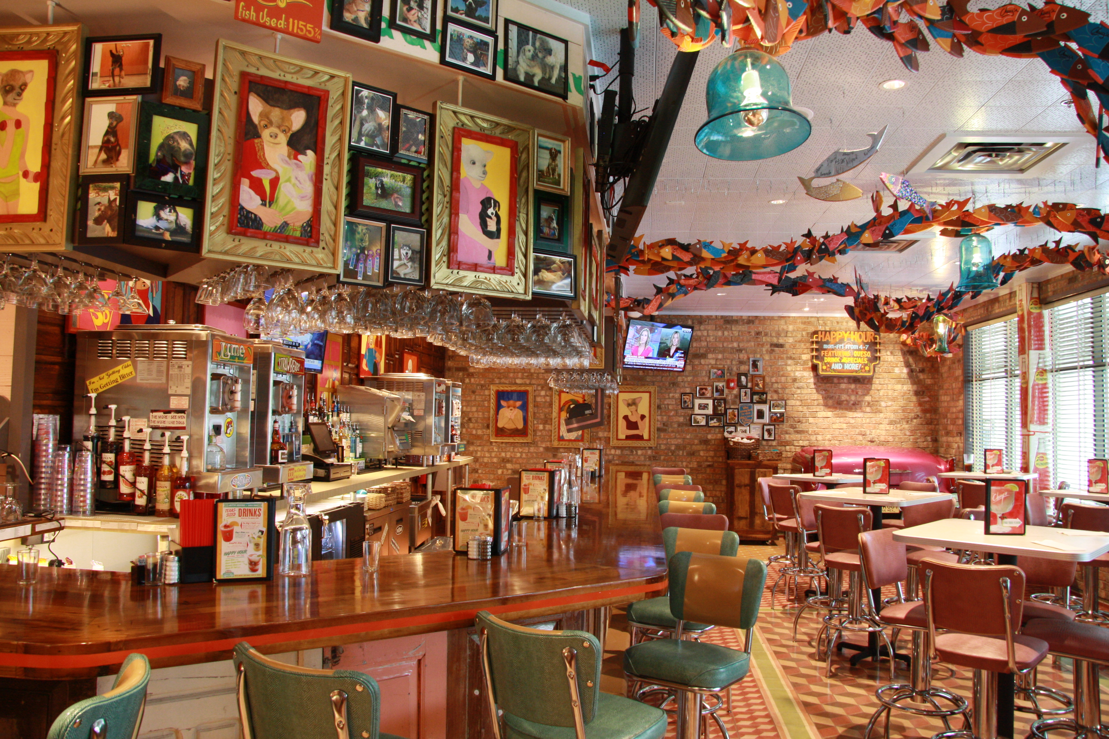 Sneak peek chuy s in rockville bethesda beat bethesda md for Food bar cantina rijeka