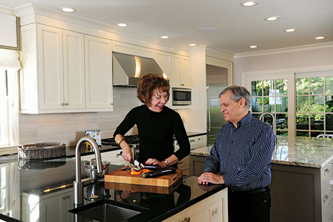 Breathe New Life Into An Old Home With A Kitchen
