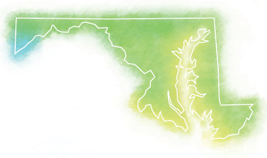 Montgomery County is in zone 7a. The 2012 USDA Plant Hardiness Zone Map is interactive: Gardeners can input their ZIP codes at http://planthardiness.ars.usda.gov/PHZMWeb/ to find the average lowest temperature for their neighborhoods. Map by Amanda Smallwood