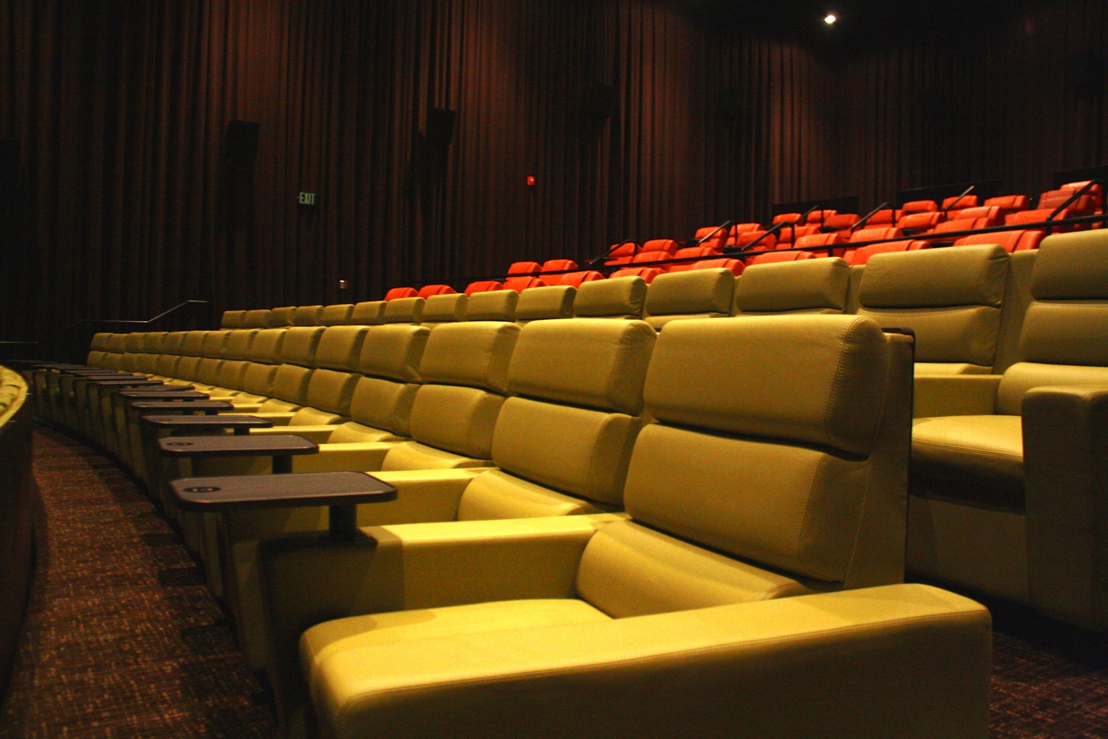 Ipic Brings Luxury Movie Theater Experience To Pike Amp Rose