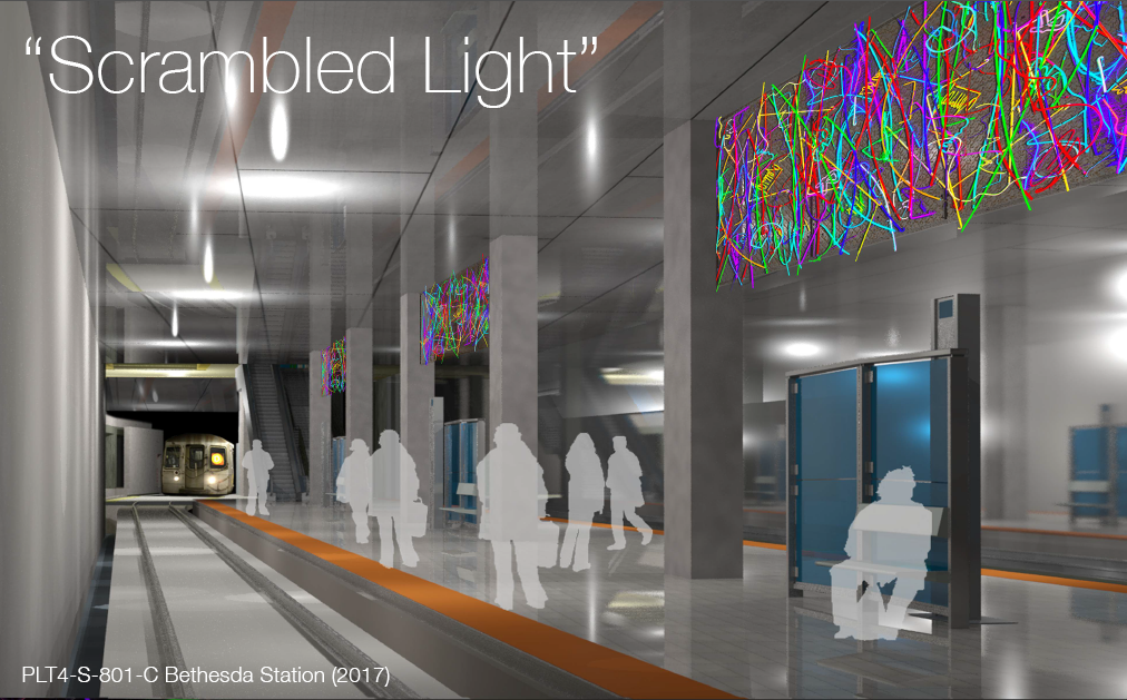 Purple Line Art Submissions Unveiled