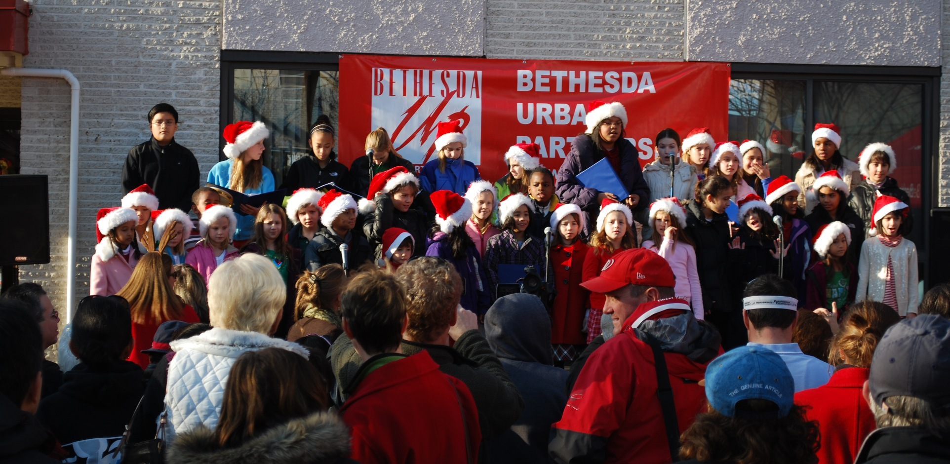 Image result for bethesda winter wonderland