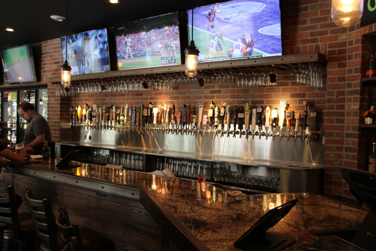 Inside Bethesda\'s World of Beer